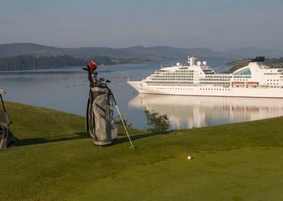 Bantry Bay Golf Club - pic Adrian Cronin